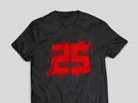 Vampires MC 25th Anniversary T-Shirt
