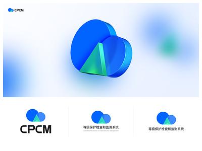 LOGO Design 3d artist logo illustration web design ui design