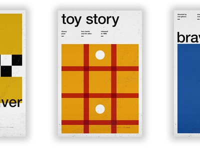 Toy Story - Film Poster