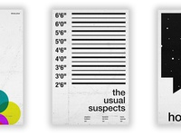 The Usual Suspects - Film Poster