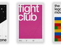 Fight Club - Film Poster