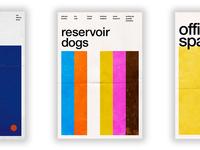 Reservoir Dogs - Film Poster
