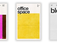 Office Space - Film Poster