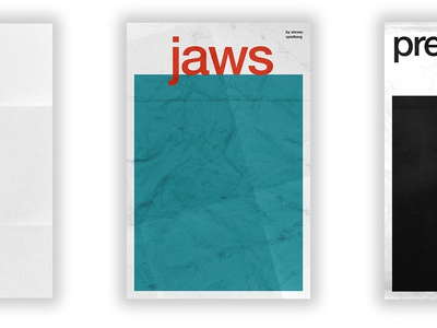 Jaws - Film Poster