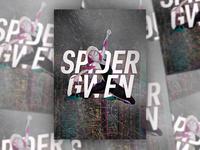 Spider-Gwen Poster 11x15.5