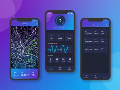 Jogrulth - Mobile app Re-design