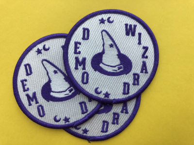 *Wizard* badges for a team meetup