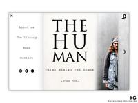 THE HUMAN UI -behind the sense-