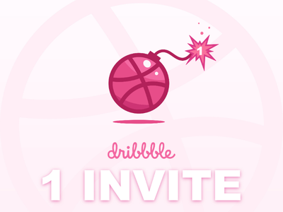 Dribbble invite dribble invite shot invite dribbbler dribbble invite dribbble