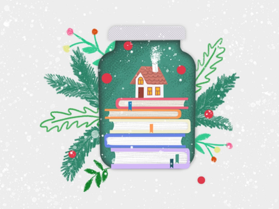 Merry Christmas and Happy New Year ⛄❄️ illustration graphicdesign