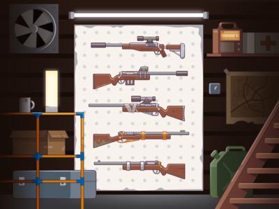 Hunter's Armory