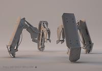 KV-X2 -- Part 1 -- Legs
