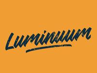 Luminuum Logotype