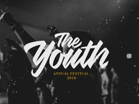The Youth - Kalulla Font