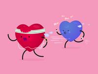 Heart Race