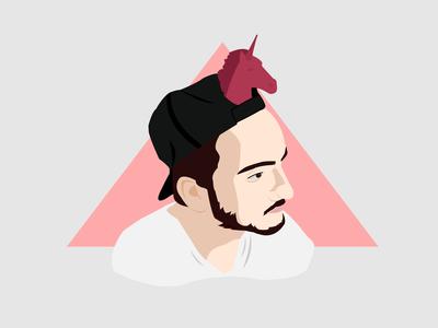 Streamer Illustration