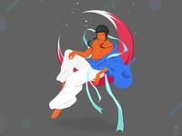 新与月(New moon)