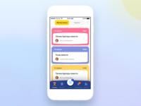 Childcare App Concept