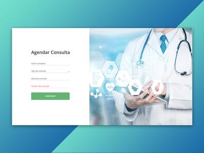 Medical center Login