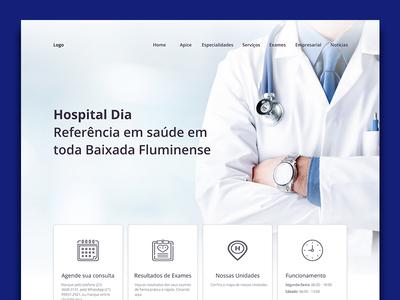 Home Page Hospital Dia