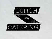 Lunch Catering Menu Banner exploration