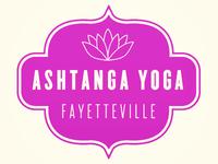 Ashtanga Yoga logo explore