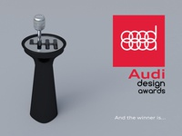 2014 Audi design awards