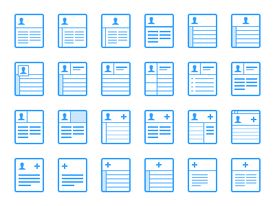Icon Exploration icons record file medical record patient record