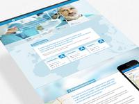 New Cambridge Healthcare Website Live