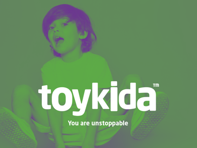 toykida toy kids typography logotype logos vector logo design branding design brand identity logo design branding