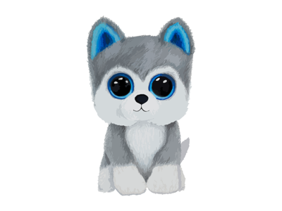 Vector soft toy