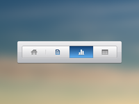 Toolbar Navigation Buttons