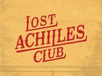 Lost Achilles Club