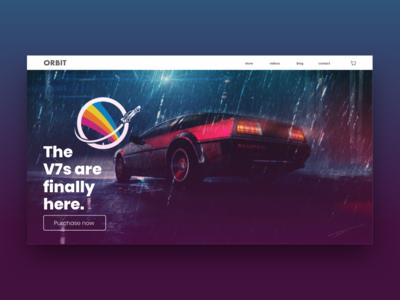 Orbit - Homepage