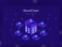 Blockchain Network 1x