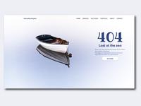 008 DailyUI: 404 page