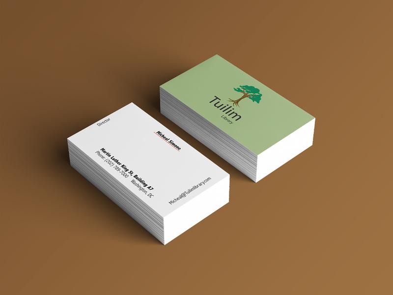 Tuilim Library Branding logo design branding illustration