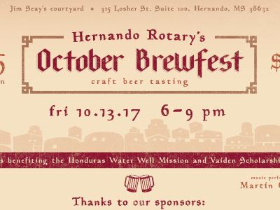 October Brewfest