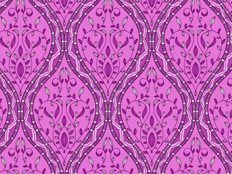 Victorian Style Wallpaper abstract illustration fabric vector sophisticated ornamental seamless pattern pattern art wallpaper