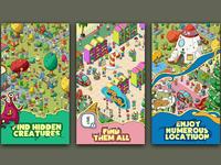 Game screenshot for app store