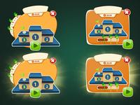 Game popap menu