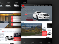 DFM Enterprise website