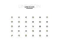 30 dichroic icons