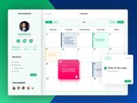 Task Manager - Calendar