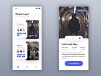 Where To Go App