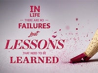 In Life There Are No Failures