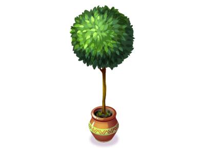 Tree tree game art gameart game art cartoon