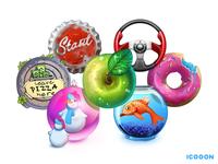 icooon's icons