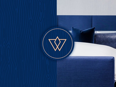 Wladouf logo furniture logos black logodesign logotype logo design design brand identity simple branding logo