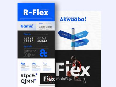 R Flex Shot